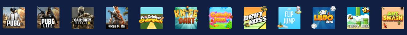 EWar Games Library